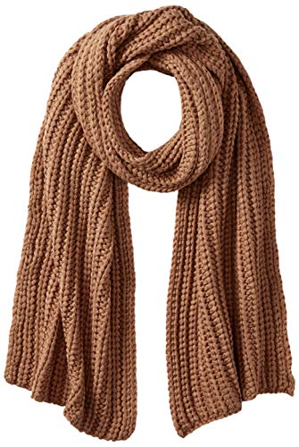PIECES Damen PCSABINE Long Scarf Schal, Toasted Coconut, ONE Size