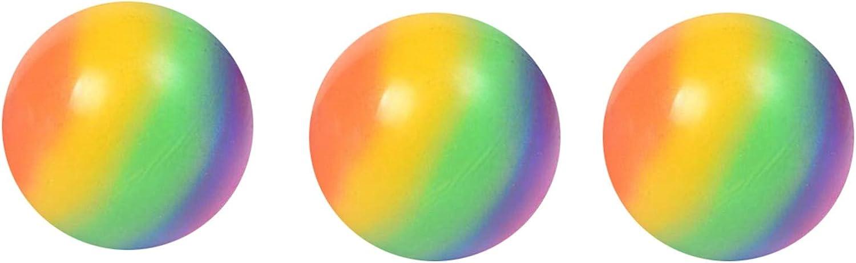 La Guapa Fidget Toy Stress Ball Decompression Toy Stress Relief Toy 3 Pcs Clothing