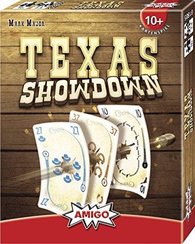AMIGO 01805 Spiel + Freizeit 01805-Texas Showdown