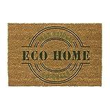 Felpudo Suelo Antideslizante Eco Home 40x70 cm