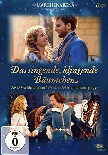 Das singende, klingende Bäumchen - Doppeledition (ARD-Verfilmung 2016 & DEFA-Originalfassung 1957) (2 DVDs)