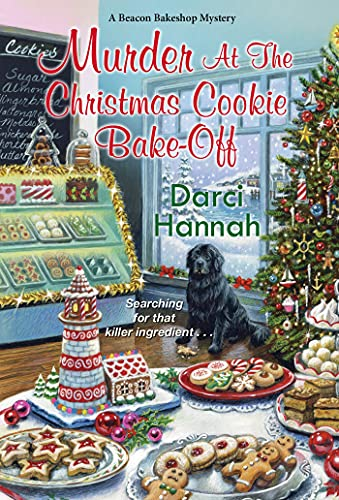 Murder at the Christmas Cookie Bake-Off (A Beacon Bakeshop Mystery)