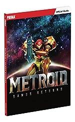 Metroid - Samus Returns: Prima Official Guide de Prima Games
