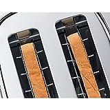 WMF Toaster Stelio, mit Bagelfunktion, 900 Watt, Edelstahl matt - 4