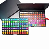 FantasyDay Pro 168 Colors Shimmer and Matte Eyeshadow Palette Glittering Eyeshadow Makeup Palette Eyes Cosmetic Contouring Kit #2 - Makeup Gift Set Ideal for Professional and Daily Use