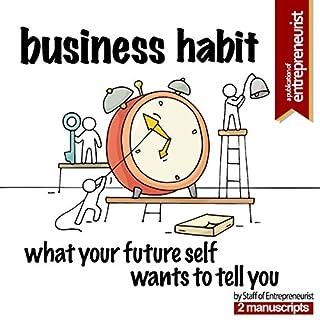 Business Habit: 2 Manuscripts cover art