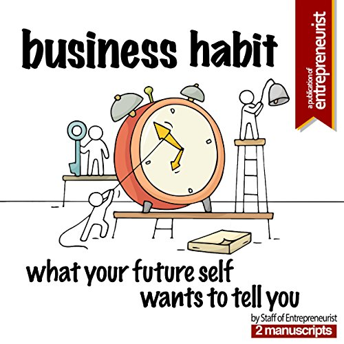 Business Habit: 2 Manuscripts audiobook cover art