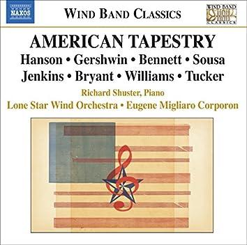 Bennett, R.R.: Suite of Old American Dances / Gershwin, G.: Rhapsody in Blue (American Tapestry)