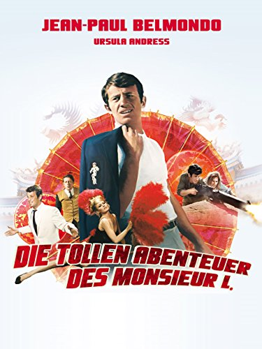 Die tollen Abenteuer des Monsieur L. [dt./OV]