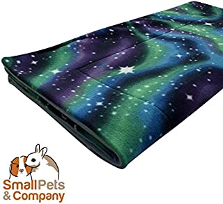 how to make fleece liners for hedgehog cage