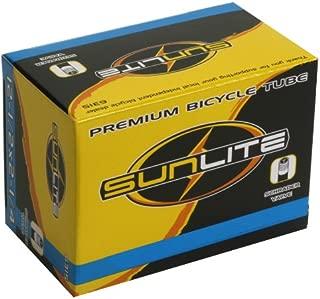 Sunlite Bicycle Tube 12-1/2 x 2-1/4 (1.75) Angled 70 Degree SCHRADER valve