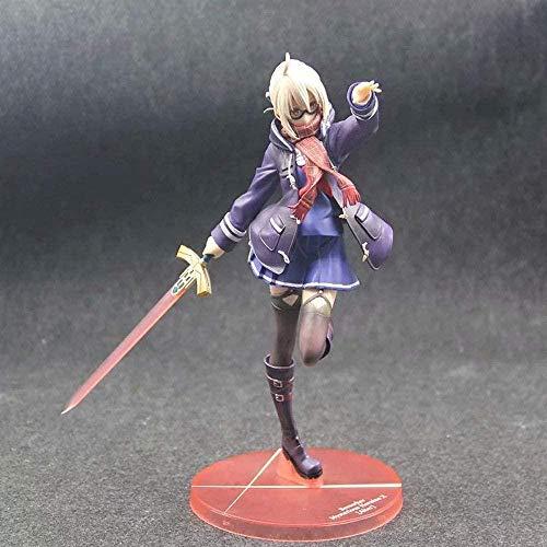 Fate / Grand Pedir Mil-Value Practicar Heroína Acción Carácter Boxado Anime Carácter Modelo...