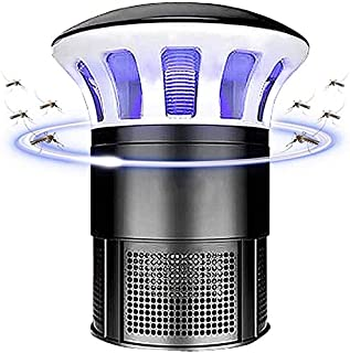 Mopoq Mosquito Killer Lamp-Anti-Mosquito Lamp Home Use Mute Operation Mosquito Trap, Fly Pests Catcher With UV Lamp Used F...
