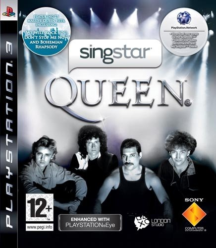 Singstar Queen