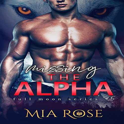 Missing the Alpha audiobook cover art