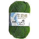 rongweiwang Caliente del Color Multi DIY Leche Hilo de algodón del bebé del...