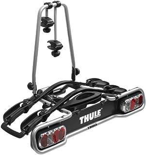 Thule EuroRide 2 7-pin, Portabicicletas funcional que cubre todas las necesidades básicas (para 2 bicicletas).