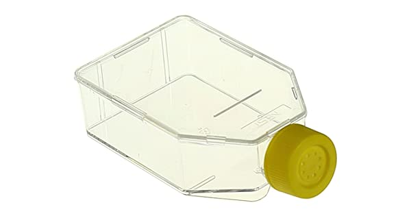 Sterile Nest Scientific 707013 Non-Treated Cell Culture Flask Pack of 200 Vent Cap