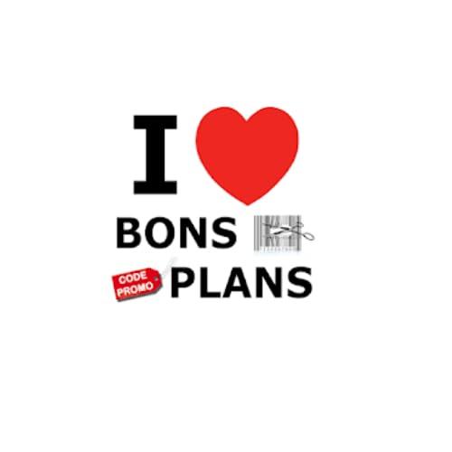 I love Bons Plans : Codes Promo, Réductions