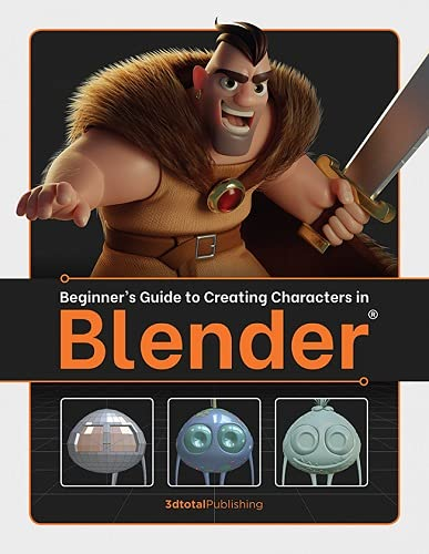 Compare Textbook Prices for Beginner's Guide to Creating Characters in Blender  ISBN 9781912843138 by Publishing, 3dtotal
