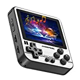 RG280V Video Game Console 2.8inch IPS Screen Portable Retro Game Handheld Open Source System Game Player PS1