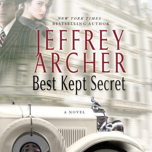 Best Kept Secret audiobook cover art