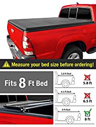 MaxMate Soft Tri-Fold Cover for RAM 1500
