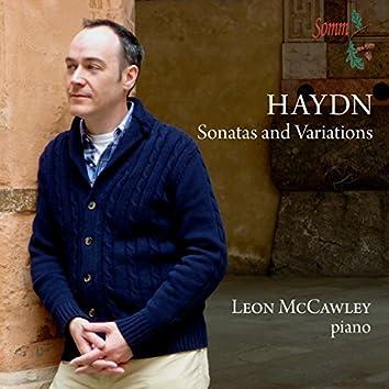 Haydn: Sonatas & Variations