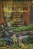 Moonrise Kingdom 11'X17' Original Promo Movie Poster Wes Anderson Bill Murray