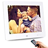 Arzopa 8-Inch High Resolution Digital Photo Frame