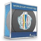 Sher-Wood World Cup of Hockey Eishockey Puck Untersetzer (4er Set) -