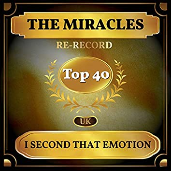 I Second That Emotion (UK Chart Top 40 - No. 27)