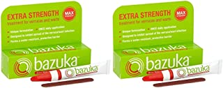 Bazuka Extra Strength 6G (Pack of 2)