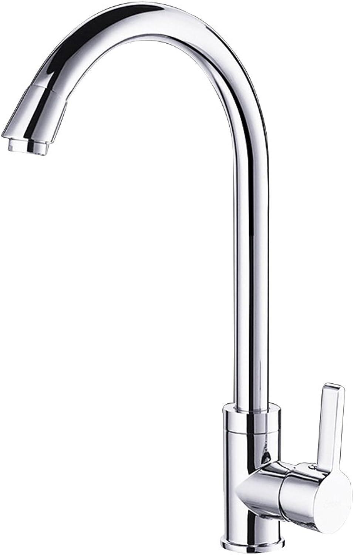 Kitchen Faucet Hot And Cold Sink Washbasin Copper Faucet Bathroom Sink Faucet (color   C)