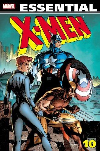 Essential X-Men - Volume 10 -  Claremont, Chris, Paperback