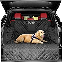 【Excellent Size】This boot cover for dogs measures 183 X 99 cm. Foldable to adjust its size to fit specific vehicles with super EASY and Fast installation of less than 60 seconds, you will be ready to go! Maximum open size ( 183 X 99 cm). Our product ...