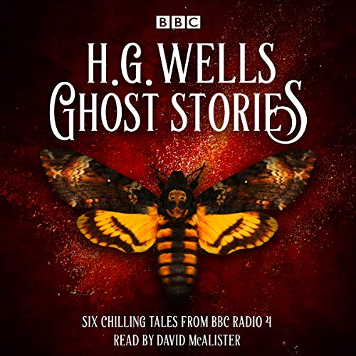 Ghost Stories by H G Wells Titelbild