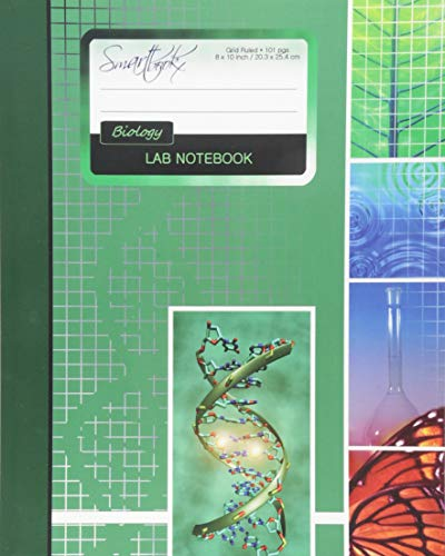 Lab Notebook: Biology Laboratory Notebook for Science Student, Research, College