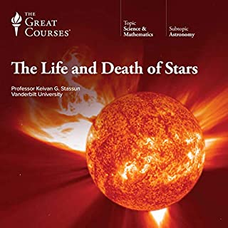 The Life and Death of Stars cover art