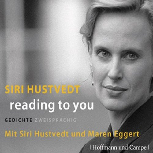 Reading to you. Gedichte zweisprachig audiobook cover art