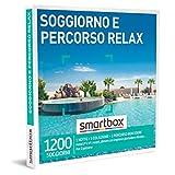 smartbox - Cofanetto Regalo - Soggiorno e Percorso Relax - Idee Regalo - 1 Notte con Colazione e 1 Percorso Benessere per 2 Persone