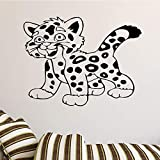 BailongXiao Schöne süße Tiger wandkunst Aufkleber wandaufkleber kinderzimmer Familie Schlafzimmer...
