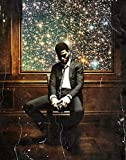 Kid Cudi Man On The Moon II Poster Art Print Posters 11×14 inches Unframed Canvas Print