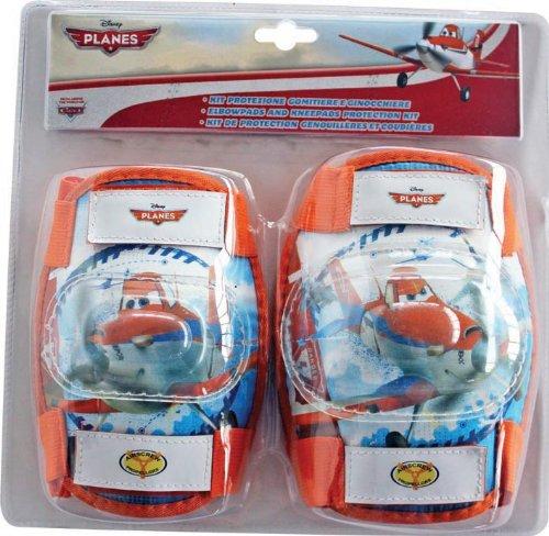Disney Accessoire Vélo Kit Protection: Coudières, Genouillères, Planes