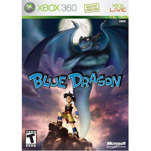 Blue Dragon - 2021 autumn and Phoenix Mall winter new 360 Xbox