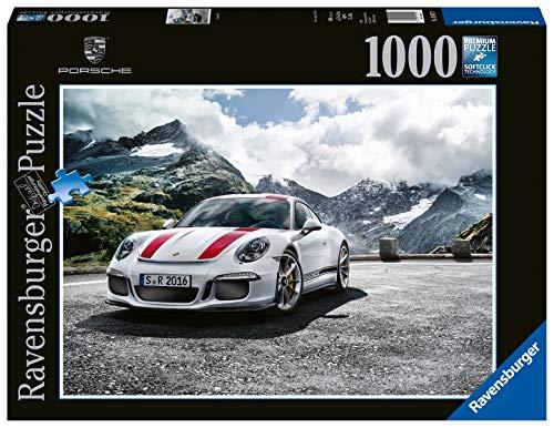 Ravensburger Puzzle 19897 - Porsche 911 R - 1000 Teile Puzzle für Erwachsene und Kinder ab 14 Jahren, Puzzle mit Auto-Motiv