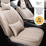 Vacant seat Premium naapa Leather Bucket seat Covers -VS- MS Ignis Zeta VS
