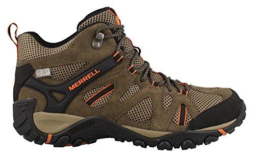 Merrell Men's, Yokota Ascender Ventilator Mid Hiking Boots Chestnut...