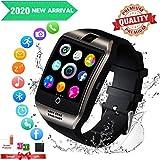 Smartwatch,Bluetooth Smart Watch con Camera Orologio Intelligente Orologio Cellulare Impermeabile...