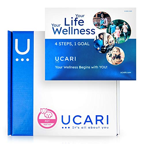 UCARI Pet Sensitivity & Intolerance Test Kit for Cat & Dog |...